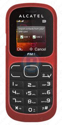 Alcatel OneTouch 217