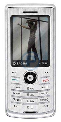 Sagem my721X So Ice