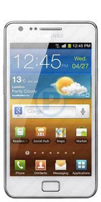 Samsung Galaxy S II - scheda tecnica, caratteristiche e