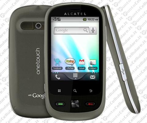 Alcatel one touch 890d - un android con dual sim a meno di 100 euro