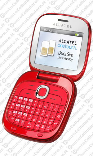 Alcatel One Touch Duet Dream - un cellulare Dual SIM adatto alle donne