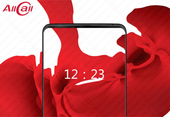 AllCall X - in arrivo lo smartphone con Full Screen 2.0