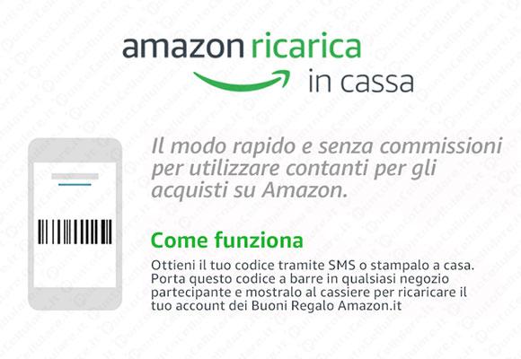 Gratis un buono sconto amazon da 10 euro con il servizio for Codici regalo amazon gratis