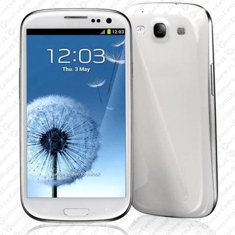 Samsung galaxy s iii dalla cina la versione tarocca hdc for Quanto costa costruire un portico anteriore