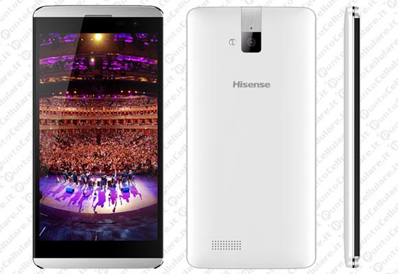 Hisense hs u980 in italia il nuovo smartphone android for Hisense italia