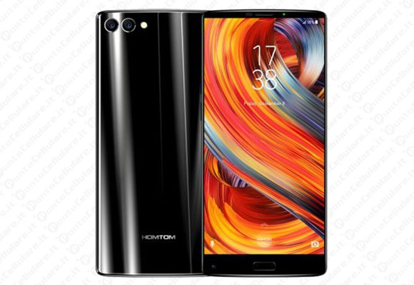 Homtom S9 Plus - in arrivo un nuovo Tri-Bezel Less con display 18:9