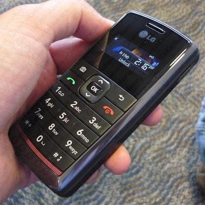 LG KT610, nuove immagini in anteprima per lo smartphone ...