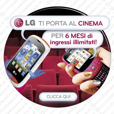 Al cinema gratis acquistando lg c320 phard e lg t310 - Sky ti porta al cinema ...