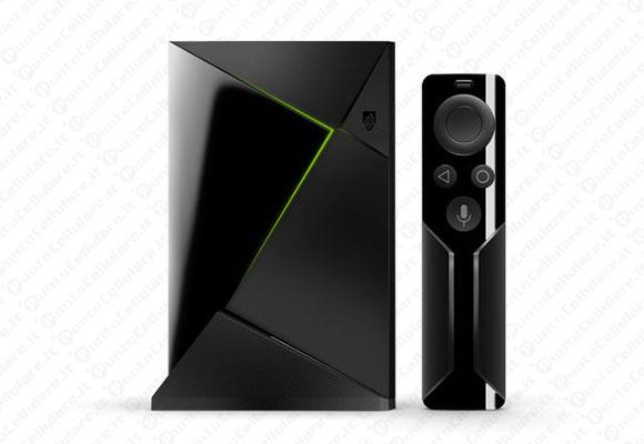 SHIELD TV (solo telecomando) disponibile in pre-ordine a 199€