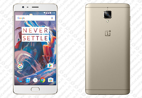 OxygenOS 4.0 con Android Nougat arriva su OnePlus 3 e OnePlus 3T