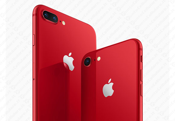 iPhone 8 - primo video unboxing per la (PRODUCT)RED Special Edition
