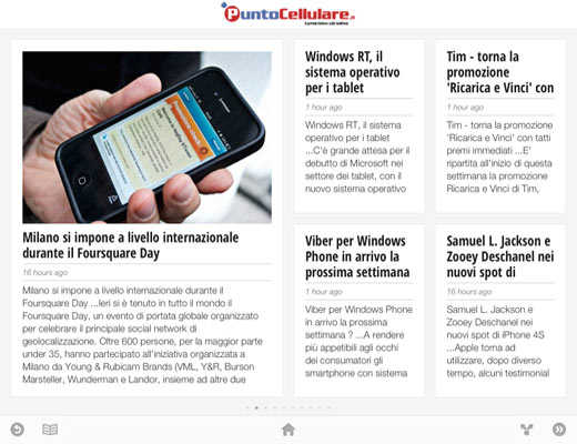 PuntoCellulare.it è su Google Currents