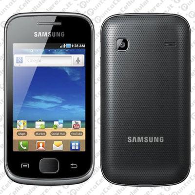 Samsung Galaxy Fit, Gio e Mini - annunciati tre nuovi smartphone