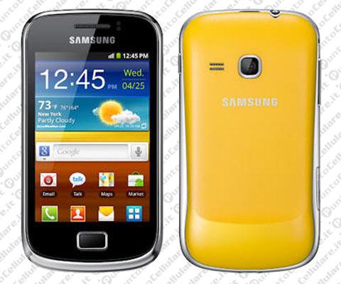 480 x 400 jpeg 40kB, Samsung galaxy mini 2 svelato il prezzo di lancio ...