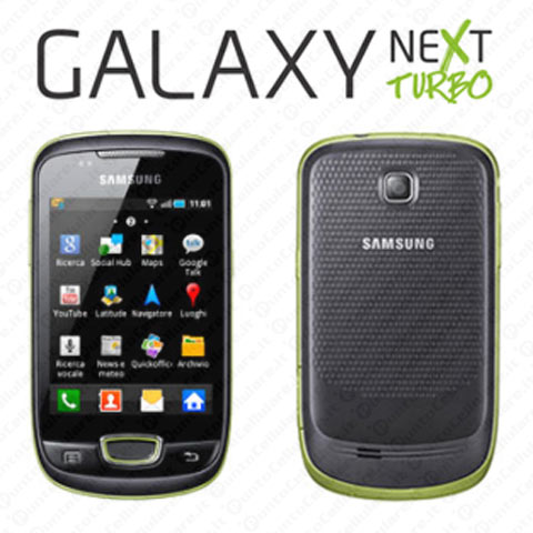 Samsung Galaxy Next Turbo