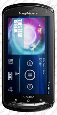 Sony Ericsson Xperia Pro - un nuovo smartphone con tastiera QWERTY
