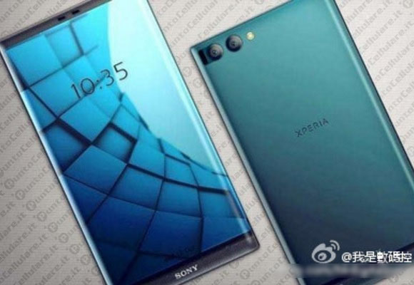 sony prepara un top di gamma con display bezel less