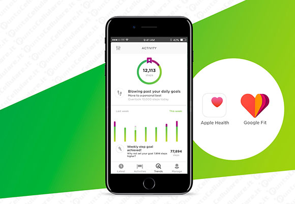 TomTom Sports è compatibile adesso con Google Fit e Apple Health