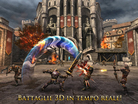 Wild Blood di Gameloft per iOS utilizza l' Unreal Engine per la grafica 3D