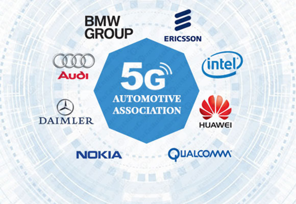 ZTE entra a far parte della 5G Automotive Association