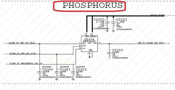 Schemi Elettrici Smartphone : Iphone il nuovo chip phosphorus per la funzionalità