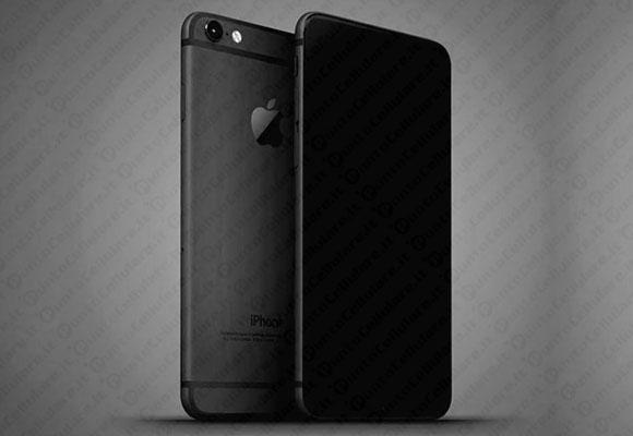 iPhone 7 - prevista una rinnovata colorazione 'Space Black ...