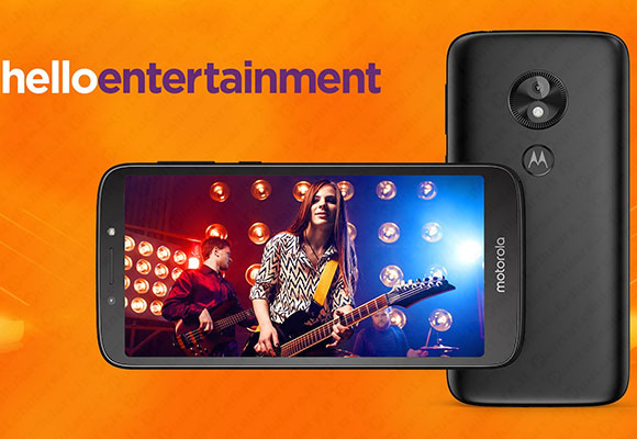 motorola moto e5 play go edition