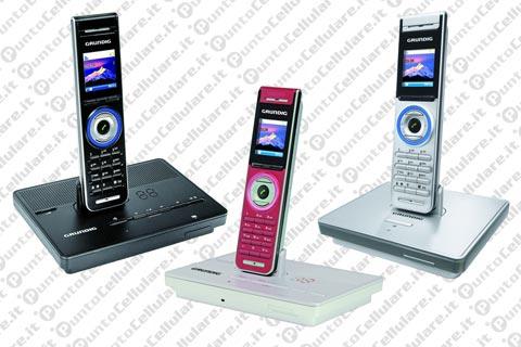 Arrivano sul mercato i primi cordless di sagem con marchio - Telefoni cordless design ...