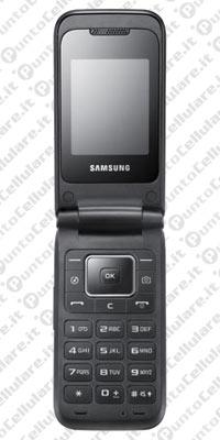 Samsung gt e2530 un nuovo cellulare con scocca a conchiglia - Samsung dive italia ...