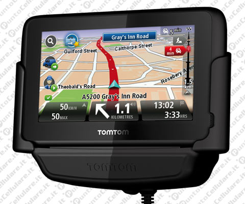 ... tre nuovi navigatori GPS per uso professionale - PuntoCellulare.it