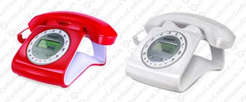 Telecom italia ecco il nuovo 39 sirio classico 39 un classico reinterpretato - Telefono fisso design ...