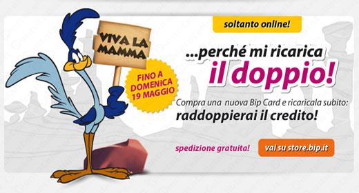 Bip Mobile Ricarica Raddoppiata Per I Nuovi Clienti Puntocellulare It