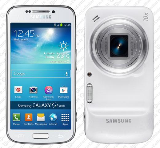 Samsung Galaxy S4 Zoom  svelato il cellulare con fotocamera da 16