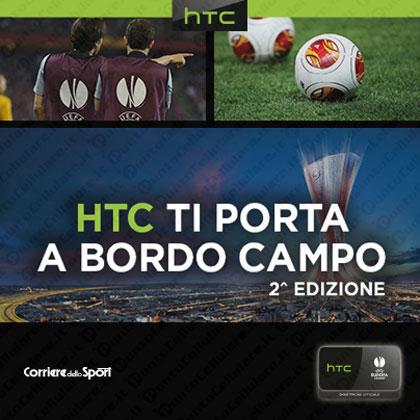 HTC lancia la seconda edizione del concorso per vincere i ...