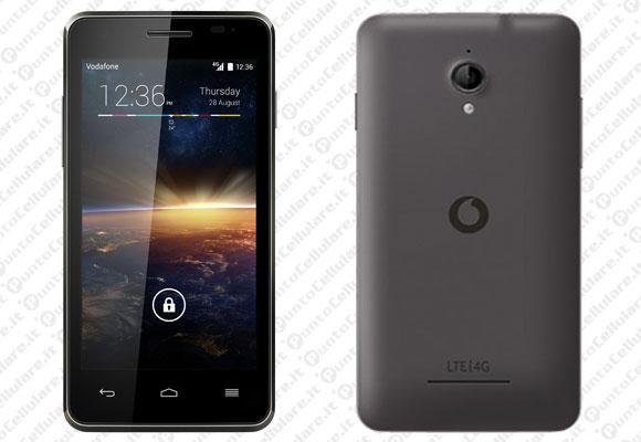 Vodafone smart 4 turbo nei negozi la versione con for Oficina 4g vodafone