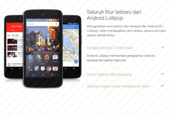 Android 5 1 Lollipop in arrivo a breve sui terminali Android