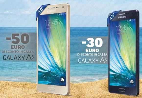 Samsung Sconta Di 50 O 30 Euro I Prezzi Di Galaxy A5 O