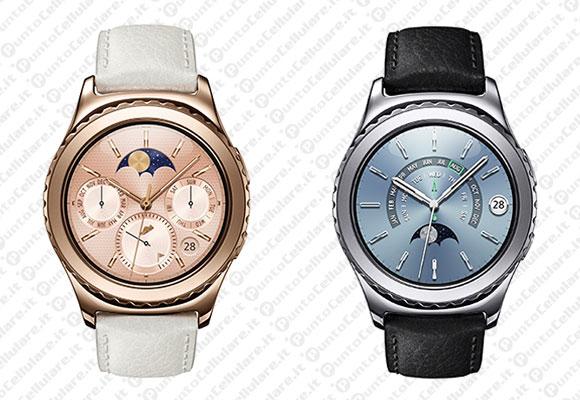 Samsung solis il nuovo smartwatch tizen si profila all for Orologio della samsung