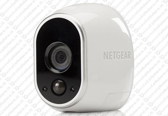 Le videocamere di sicurezza Netgear Arlo in promozione su ...