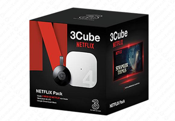 3 - arrivano le nuove offerte All-In, Free e 3Cube | PuntoCellulare.it
