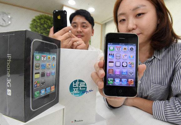 55bd3c6c13b iPhone 3GS - in Corea è di nuovo in vendita, a meno di 35 euro ...