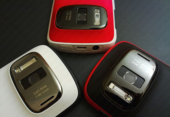 A sorpresa un aggiornamento per i vecchi Nokia 808 PureView, N8 ed